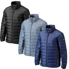 Columbia hombre Lago 22 abajo Full Zip chaqueta resistente al agua-Elige tamaño
