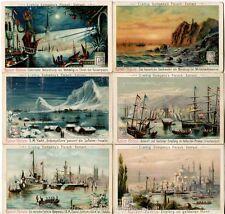 Chromo Liebig Sang. 367 TED Viaggi dell'Imperatore Guglielmo ANNO 1892