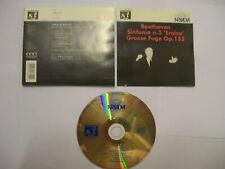 FURTWÄNGLER/BEETHOVEN Sinfonia N. 3 'Eroica'/Grosse Fuge – 1991 Italian CD RARE!
