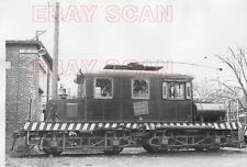 8DD956 RP 1958  NIAGARA ST CATHARINES & TORONTO RAILWAY LOCO #8