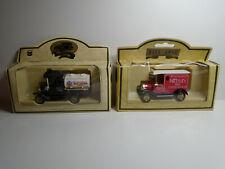 Vintage Diecast Lledo 1927 Red Crown Pearl Nestles Milk Chocolate 1920 T Ford