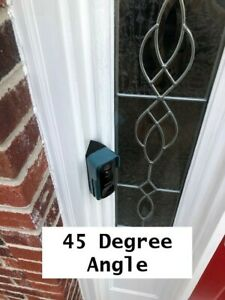 MECO J1 Wedge 45 Degree Angle Wedge Mount (DOORBELL NOT INCLUDED!!)