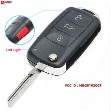 Replacement Remote Key Fob for Volkswagen 2011-17 (Models with Prox) NBG010206T