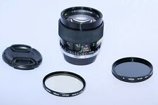 Soligor 100mm f2 Compact Fast Telephoto Lens in Pentax K mount. MINT- Fuji X-Pro