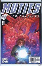 Muties 2002 series # 2 near mint comic book
