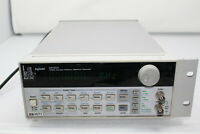 HP Agilent 33120A 15MHz Function/Arbitrary Waveform Generator