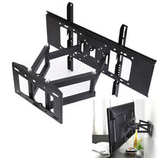 "Articulating Arm TV Wall Mount Bracket Up to 77lbs VESA 600x400mm for 30""-65"""