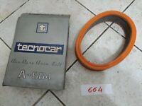 FILTRO ARIA TECNOCAR ORIGINALE DELL EPOCA FIAT 1300 1500 1500 SPIDER - ID 664