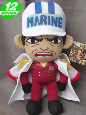 "12"" One Piece Zikisc Plush Anime Stuff Pirate Doll Toy Game OPPL8014"