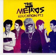 (EQ832) The Metros, Education Pt.2 - 2008 DJ CD