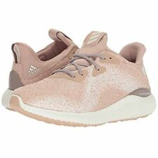 93049cf278f171 Adidas Alphabounce Alpha Bounce Women s 8.5 Running Shoes AC6916 Ash Pearl  White