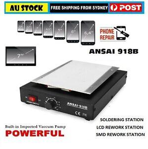 LCD Screen Separator Heating Platform Plate for Phone glass Repair Ansai-918B