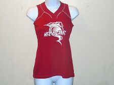 Her-Ricanes D&D Mechanical Bull Rental Tank Top Jersey Hurricanes Shirt Junior M