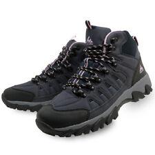 HIKABU Damen Outdoor Wanderschuhe Trekking Freizeit Gummisohle Walking Schuhe