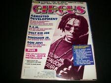 1993 JUN 30 CIRCUS MAGAZINE - ARRESTED DEVELOPMENT - NICE MUSIC COVER - A446