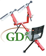 GDK SEATED DOUBLE ARM 3/4COCK PRO, CLAY PIGEON TRAP, SELF COCKING, THROWER DT534