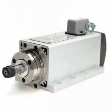 1.5KW Air Cooled CNC Spindle Motor for CNC Router 110/220V