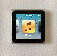 Apple iPod Nano Silver, 6th Generation (8 GB)