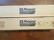 1978 1979 NOS MOPAR LIL RED EXPRESS DECAL SET DOORS 4113177