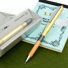 Traveler's company Brass Ballpint pen MIDORI Japan [NEW] Compact BP Nice