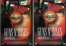 GUNS N' ROSES: World Tour Live - Use Your Illusion 1 & 2 (1992) / DVD, NEW