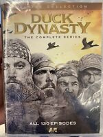 Duck Dynasty: The Complete Series [DVD] Rare Sold Out Set! All 11 seasons!