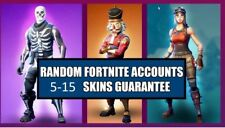 Random Fortnite Account 2-50 Skins Guaranteed. (Christmas Skins) Fast Delivery!!