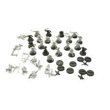 LOTR 28 mordor orcs warriors Games Workshop miniatures PLASTIC