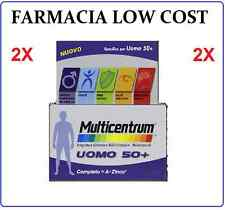 2X MULTICENTRUM UOMO 50+ - 60 CPR TOTALI OFFERTA + SPEDIZIONE MIGLIORE DEL WEB