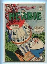 HERBIE #3 SOLID GRADE GREAT SKYSCRAPER COVER