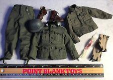 ROYAL BEST Uniform Set WWII GERMAN JOHANN ALBER 1/6 ACTION FIGURE TOYS did