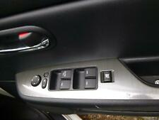 MAZDA 6 POWER WINDOW SWITCH RH FRONT (MASTER SWITCH), GH, 03/10-11/12 10 11 12