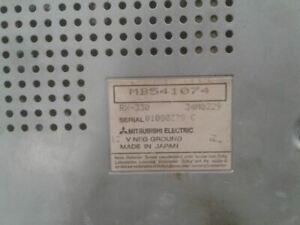 Audio Equipment Radio Receiver Fits 87-96 MITSUBISHI PICKUP 1359381