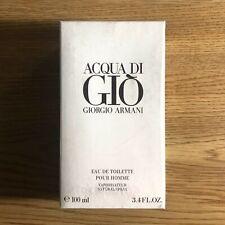 GIORGIO ARMANI Acqua Di Gio 3.4 fl oz 100 ml Men's Eau De Toilette Pour Homme