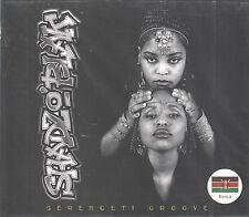 Serengeti Groove by Shadz'O'Blak (CD Kelele) R&B from Kenya/African Dance/Sealed
