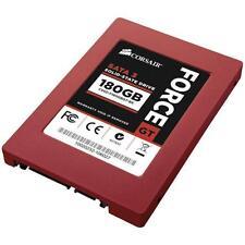 """180GB Corsair Force G SSD CSSD-F180GBGT-BK 2.5"""" SATA 3"""