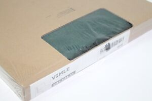 Ikea VIMLE 1-Seat Sofa Section Gunnared Dark Green 803.534.51 New Cover Only