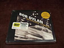 """BOB DYLAN """"MODERN TIMES"""" CD + 100 PAGE ALBUM COVERS BOOKLET COLUMBIA 2006 FOLK"""