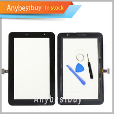 "Black Glass Touch Screen Digitizer For Samsung Galaxy Tab 2 7"" P3110 GT-P3113TS"