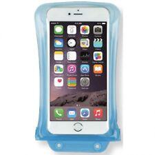 "Funda acuatica smartphone WP-C27 AZUL hasta 14,4 cm 5,7"" acuatico movil telefono"