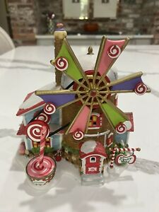 dept 56 christmas candy mill
