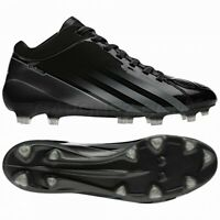 New Mens Adidas Adizero 5-Star Mid Football Cleats 12 Black G48192