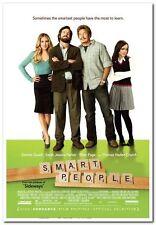 SMART PEOPLE - 2008 - Original 27x40 D/S movie poster - ELLEN PAGE - Indy Film