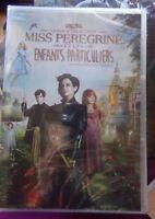 DVD MISS PEREGRINE ET LES ENFANTS PARTICULIERS - TIM BURTON