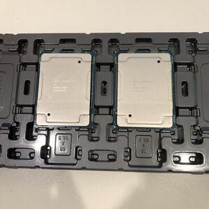 NEW Intel Xeon Gold 5218 ES QQ8M 2nd Generation Cascade Lake 2.1 Ghz Server CPU