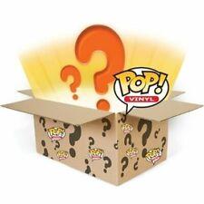 Funko Pop Mystery Box Grab Bag Lot of 6 Brand New Random Figures