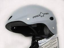 - New - Pro Tec Ace Skate Helmet - Matte Grey 55-56cm