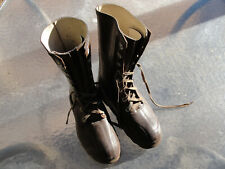 """Vintage Red Ball Royal Thermo-Ply Brn. Rubber Boots Waterproof, Heavy Duty! """"6"""""""