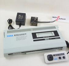 SEGA SG-1000 II Console Sytem Ref/1428086 Tested JAPAN Video Game