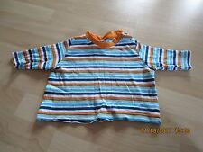 Kinderbekleidung, Langarmshirt, für Jungen, Gr. 62/68